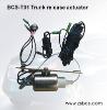 BCS-T01 trunk release actuator