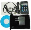 mp4 player 2.8inch touch screen