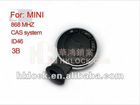 For Mini smart key 3 button 868 MHZ CAS system with ID46 chip