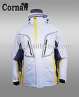 2011 fashion men functional waterproof snow breaker sierra wear mountain ski parka