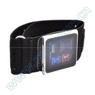 Sporty Armband Case for Apple iPod Nano 6