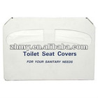 1/2 Fold Disposable Toilet Seat Cover Antibacterial