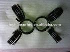 E-coating torsion spring