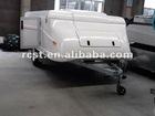 Fiberglass caravan trailer RC-FC-01