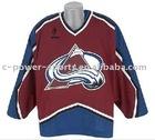 100% polyester sublimation ice hockey jerseys