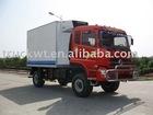 Dong Feng desert refrigerated truck