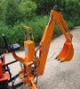 3 Point Hitch Backhoe with CE