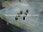 Nickel-plated drill screw