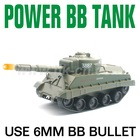 RC Tank With Shooting 6MM BB Bullet