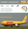 Cheap dhl international shipping rates from China to America