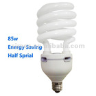 2012 T5 85W energy saving spiral cfl bulb