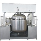 ZJR Vacuum Emulsifying Mixer, cosmetics blender and homogenizer (for body lotion, cream, hair color, etc.)