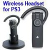 Super Quality Wireless Bluetooth Earphones Headset for Sony PS3 PlayStation 3