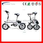 GT-6-16LD One second folding electric bike 16 inch e bike