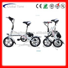 GT-6-16LD One second folding electric bike 16 inch e bike
