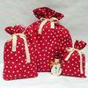 Reusable Fabric Gift Bags