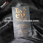 2012high embossed business paper name card