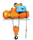 0.25t~20t Double Speed Electric Hoist With Wirerope