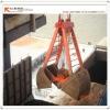 heavy duty Electric overhead Crane Grab Bucket