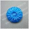 Handmade button for clothing