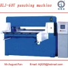 hydraulic cutting machine for blister packs
