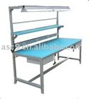 Industrial metal workbench/lab workbench