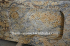 Granite Corner Vanity Top