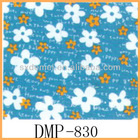 Cushion canvas fabric floral print canvas fabric