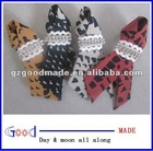 new style hair bow with clip and rhinestones