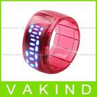 Jelly Digital Sports LED Watch Wristwatch ODM Unisex M