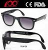 2012 colors sunglasses 2012 hot Sunglasses with custom logo printed lens Plastic Star Print Mirrored Lens Sunglasses