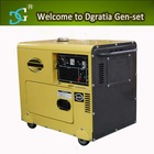 New product hight quality 5KW diesel generator sets