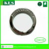 Bulk Wholesale Nickel Plated 28mm Iron Plain Split Ring