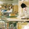 hand painting wood frame bar canvas bar stretcher bar