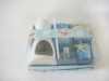 decorative ocean blue oil burner gift set