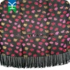 Ladies Fashional Cotton Flowers Printing Scarf