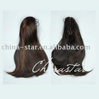 synthetic ponytail #CDE-00010