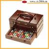 sewing kit/wooden sewing box/sewing set