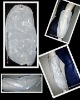 LDPE Sleeve Cover With Elastic