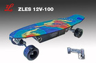 remote control electric skate board 100W CE