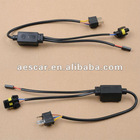 New arrival! 12v H4 HID xenon relay harness for Bi- xenon