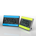 Hot business gift With temperature and humidity Wireless weather station
