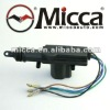 Black color 5 wires central door locking motor, 5P master central door lock actuator (DL810-5)