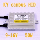 KY High quality ERROR FREE X5 55w HID CANBUS Ballast