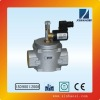 DN25 Emergency solenoid valve for gas