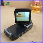 Full HD 1080P Car DVR With 180 Degree Lens