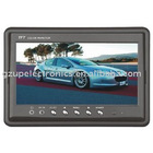 7 inch car headrest monitor