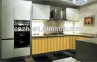 kitchen cabinet door panel with UV wood grain