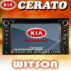 WITSON KIA CERATO CAR DVD GPS NAVIGATION