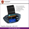 Bluetooth car kit with LCD and new design